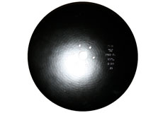 Диск сошника 13,5″ без ступицы - сеялка John Deere