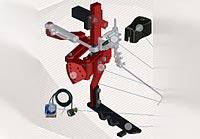 Автоматические крепления для межкустовой обработки